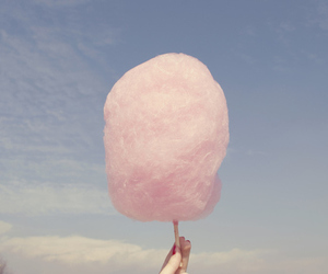 cotton candy, tumblr, and photography image