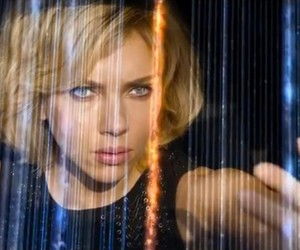 Lucy and Scarlett Johansson image