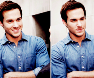 chris wood, kai parker, and tvd image