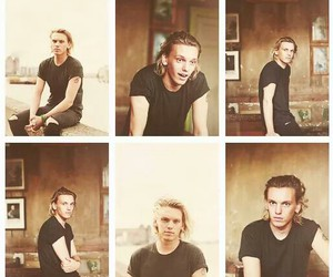 Jamie Campbell Bower and Hot image