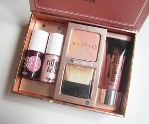 blush, lips, and lipstick image