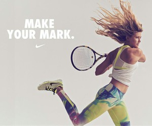 genie, nike, and tennis image