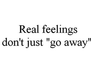 feelings and truth image