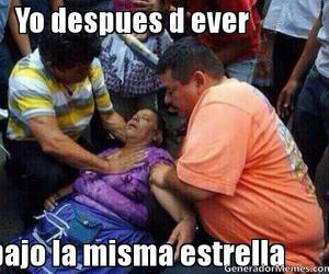 lol, memes, and frases en español image