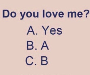 love, yes, and funny image