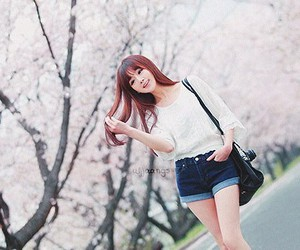 ulzzang, pretty, and kim shin yeong image