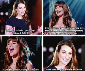 lea michele, quotes, and rachel berry image
