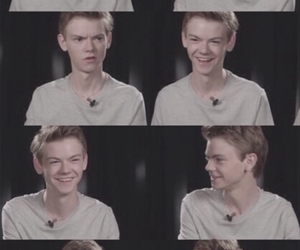 teen wolf, the maze runner, and thomas brodie-sangster image