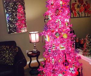 holidays, hot pink, and pink image