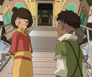 avatar, jinora, and kai image