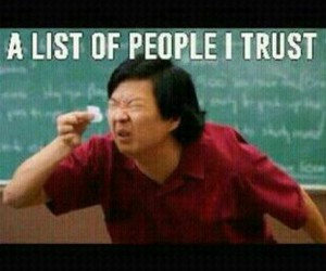 trust, funny, and list image