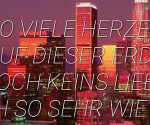 herz and liebe image