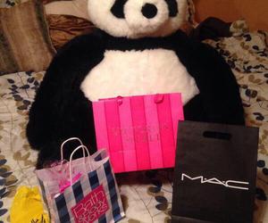 mac, gift, and panda image