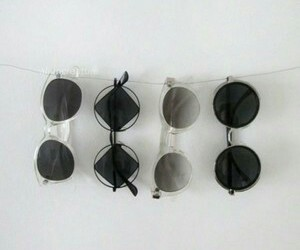 grunge, sunglasses, and glasses image