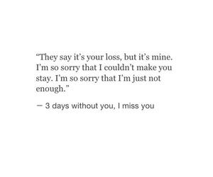 sad and tumblr image