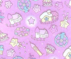 background, sanrio, and kawaii image