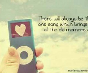 memories, music, and song image