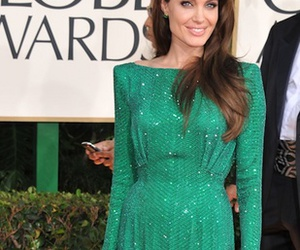 actress, Angelina Jolie, and awards image