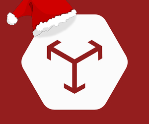 merry christmas and incsquare image