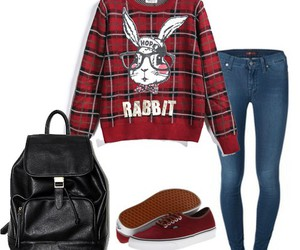 clothes, outfit, and girl image