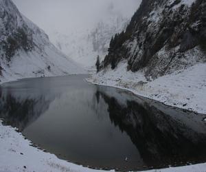 lake, landscape, and nature image