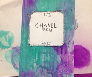 azul, books, and chanel image