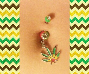piercing and girl image