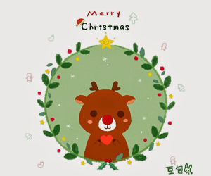 christmas, greetings, and merry christmas image