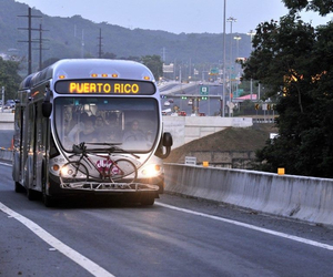 bus, express, and puerto rico image
