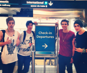 ash, cal, and mikey image