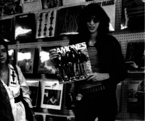 joey ramone, punk, and ramones image
