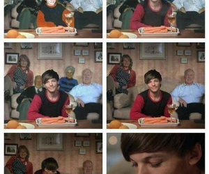 family, nice, and louistomlinson image