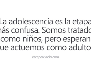 frase, adolescentes, and adultos image