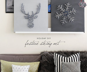 diy, do it yourself, and snowflake image
