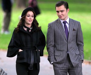 blair waldorf and couple image