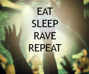 eat, rave, and repeat image