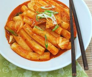 korean and rice cake image