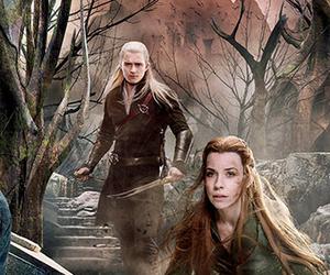 hobbit, Legolas, and the hobbit image