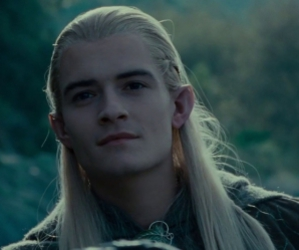 the lord of the rings, Legolas, and LOTR image