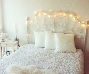 bed, house, and ikea image