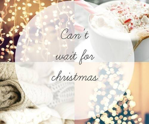 christmas, quote, and winter image