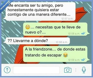 friendzone, love, and frases image