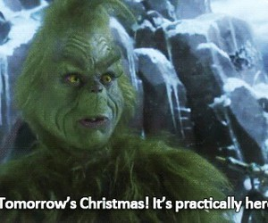 christmas, grinch, and gif image