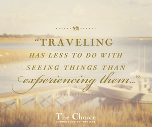 nicholas sparks and quote image