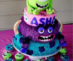yummy and monster university image