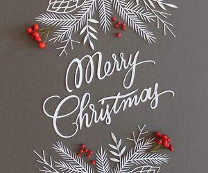 christmas and merry christmas image