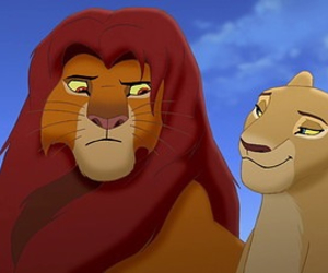 disney, il re leone, and thelionking image