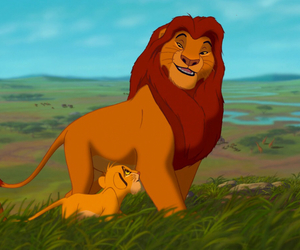 lion king, el rey leon, and il re leone image