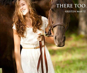 horse and quote image