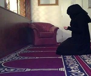 muslim, islam, and prayer image